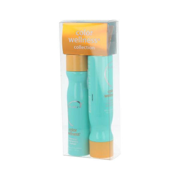 Malibu C Color Wellness Collection Shampoo 266 ml + Conditioner 266 ml + Welness Päckchen 4 x 5 g