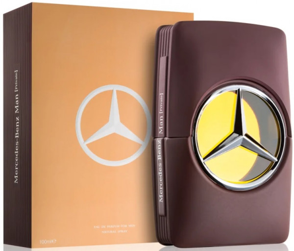 Mercedes-Benz Man Private Eau De Parfum 100 ml