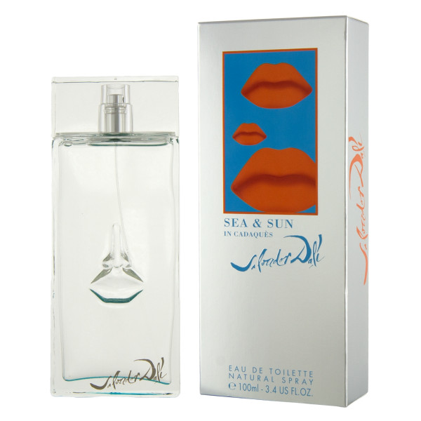 Salvador Dalí Sea & Sun in Cadaques Eau De Toilette 100 ml