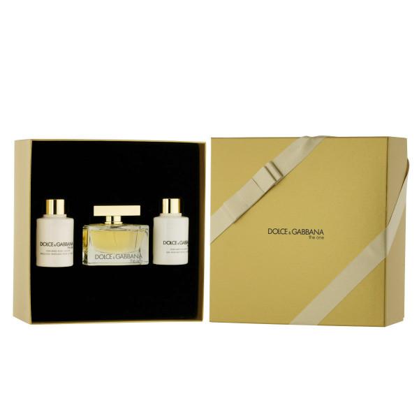 Dolce & Gabbana The One EDP 75 ml + SG 100 ml + BL 100 ml