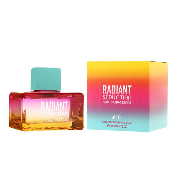 Antonio Banderas Radiant Seduction Blue For Women Eau De Toilette 100 ml