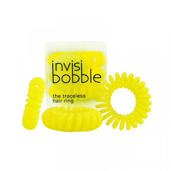 Invisibobble Submarine Yellow - Haargummi - 3 Stück
