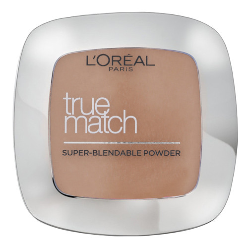 L'Oréal Paris True Match Super-Blendable Powder (5D/5W Golden Sand) 9 g