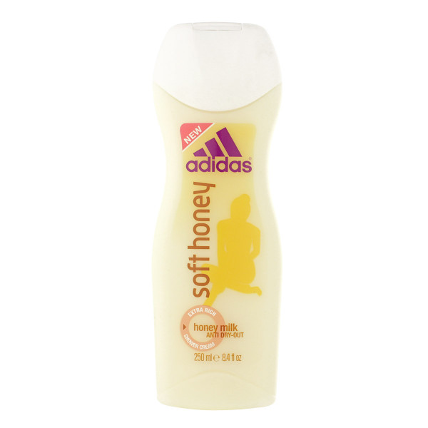 Adidas Soft Honey Duschgel 250 ml