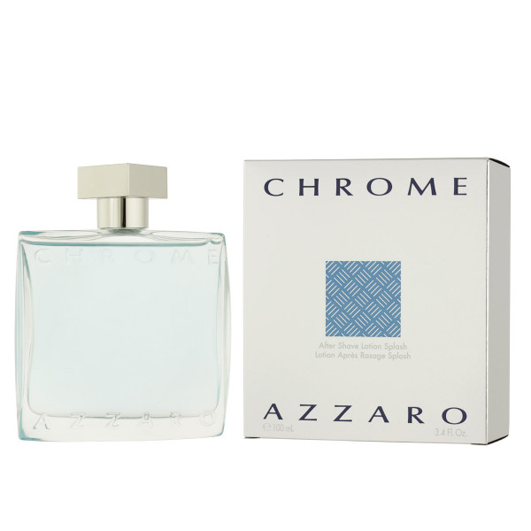 Azzaro Chrome pour Homme After Shave Lotion 100 ml