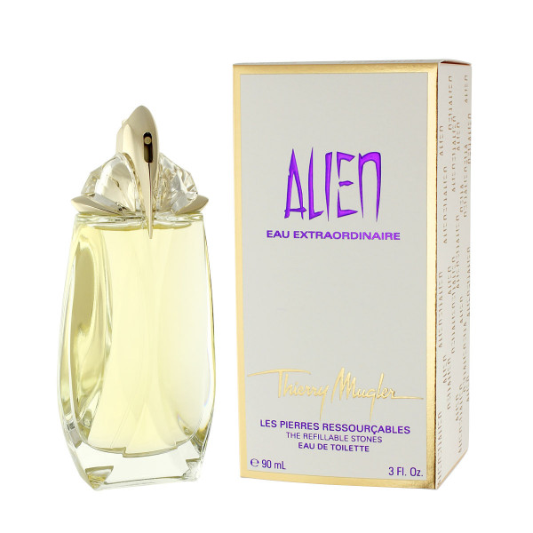 Mugler Alien Eau Extraordinaire Eau De Toilette Refillable 90 ml