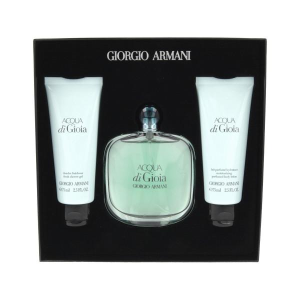 Armani Giorgio Acqua di Gioia EDP 100 ml + SG 75 ml + BL 75 ml