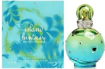 Britney Spears Island Fantasy Eau De Toilette 50 ml