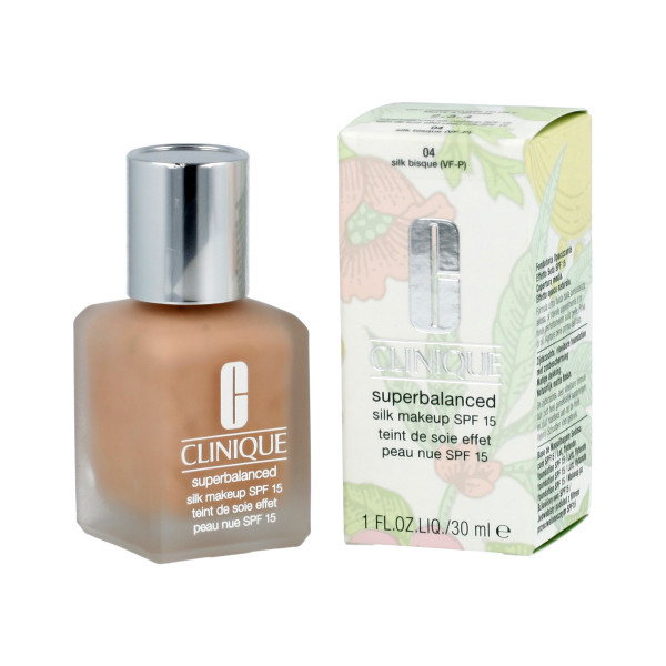 Clinique Superbalanced Silk Makeup (04 Silk Bisque VF-P) 30 ml
