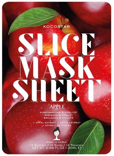 Kocostar Slice Mask Sheet Apple 20 ml