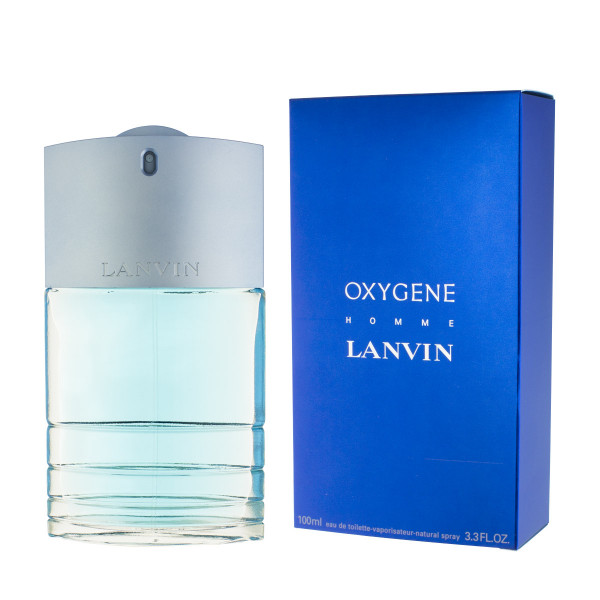 Lanvin Paris Oxygene for Men Eau De Toilette 100 ml