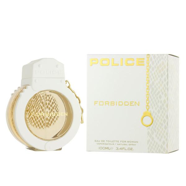 POLICE Forbidden for Woman Eau De Toilette 100 ml