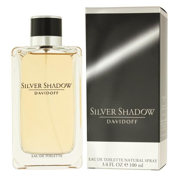 Davidoff Silver Shadow Eau De Toilette 100 ml