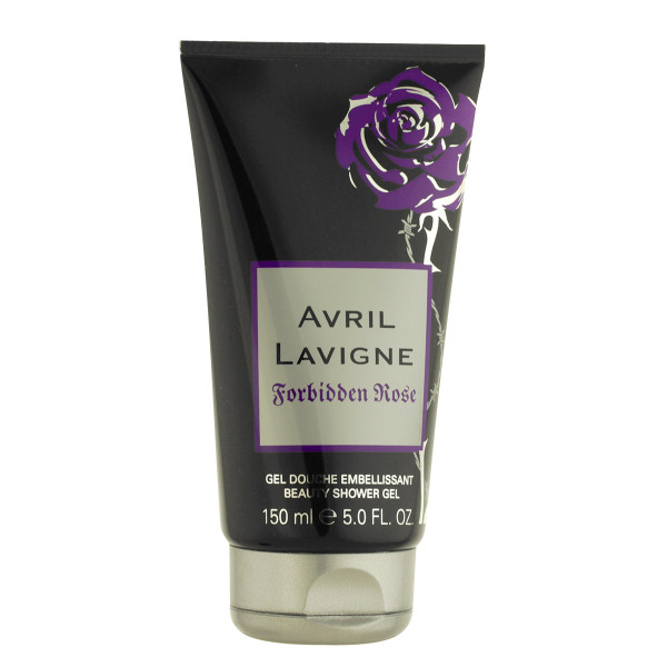 Avril Lavigne Forbidden Rose Duschgel 150 ml