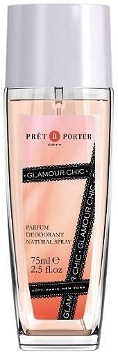 Prêt à Porter Glamour Chic Deodorant in glass 75 ml