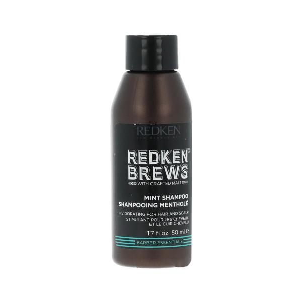 Redken Brews Mint Shampoo 50 ml