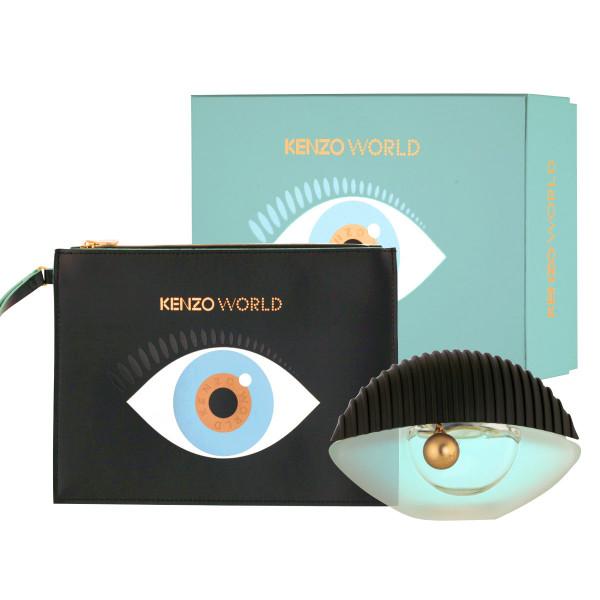 Kenzo World EDP 50 ml + Kosmetiktasche