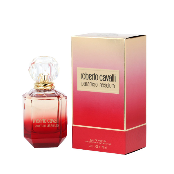 Roberto Cavalli Paradiso Assoluto Eau De Parfum 75 ml