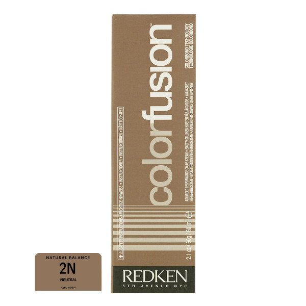 Redken Color Fusion 2N 60 ml