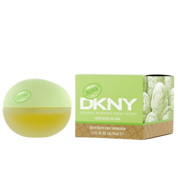 DKNY Donna Karan Delicious Delights Cool Swirl Eau De Toilette 50 ml