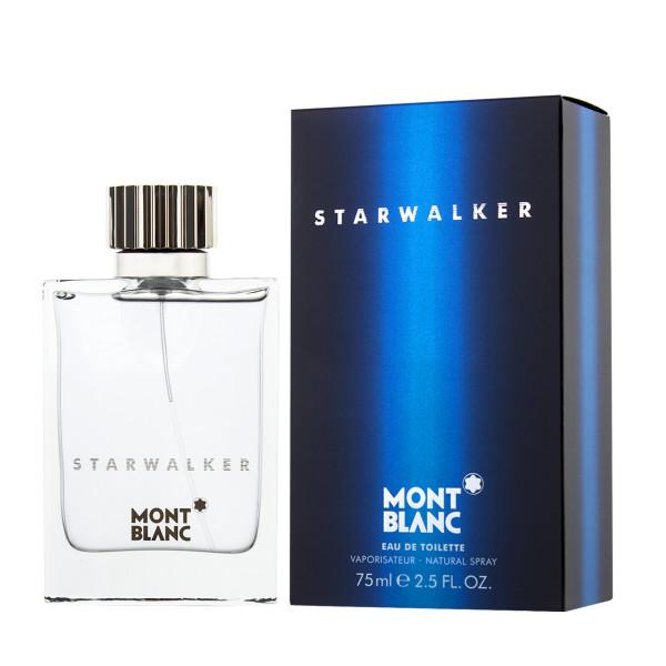 Mont Blanc Starwalker Eau De Toilette 75 ml