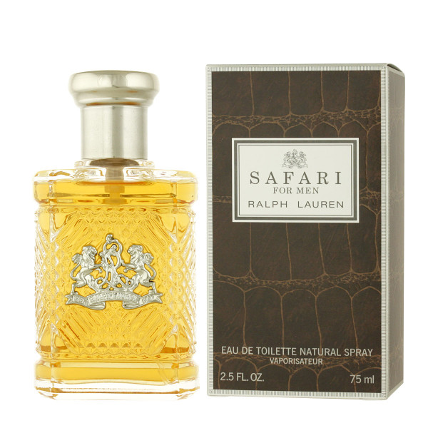 Ralph Lauren Safari for Men Eau De Toilette 75 ml