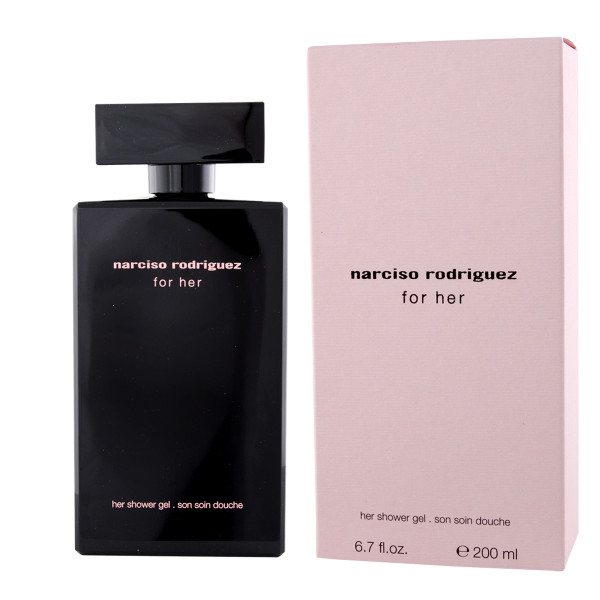 Narciso Rodriguez For Her Duschgel 200 ml