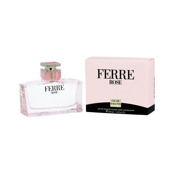 Gianfranco Ferre Ferre Rose Eau De Toilette 100 ml