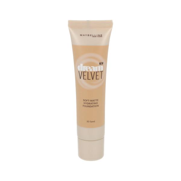 Maybelline Dream Velvet Soft-Matte Hydrating Foundation (30 Sand) 30 ml