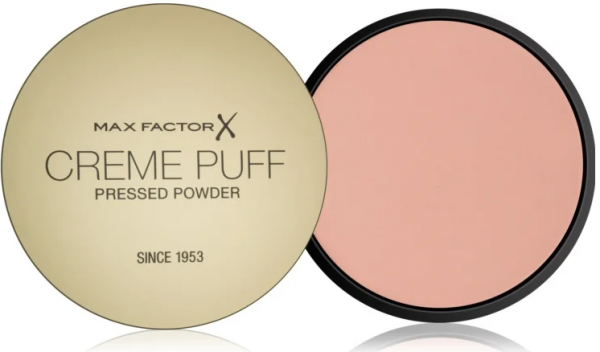 Max Factor Creme Puff Pressed Powder (53 Tempting Touch) 21 g