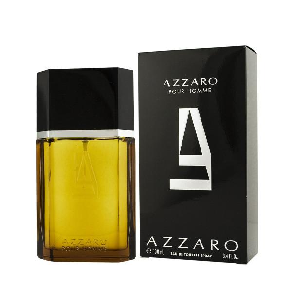 Azzaro Pour Homme Eau De Toilette 100 ml