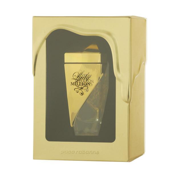 Paco Rabanne Lady Million Collector Edition Eau De Parfum 80 ml