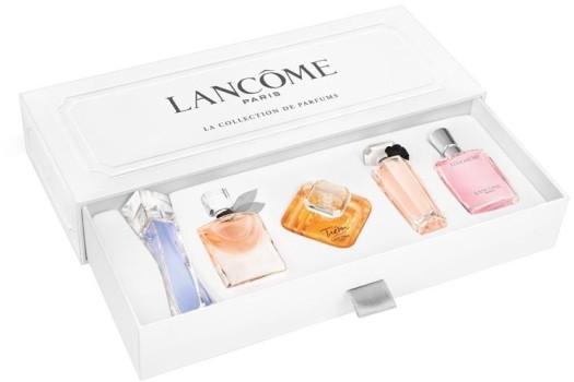 Lancome La Collection De Parfums EDP Mini 3 x 5 ml + 7,5 ml EDP + 4 ml EDP W