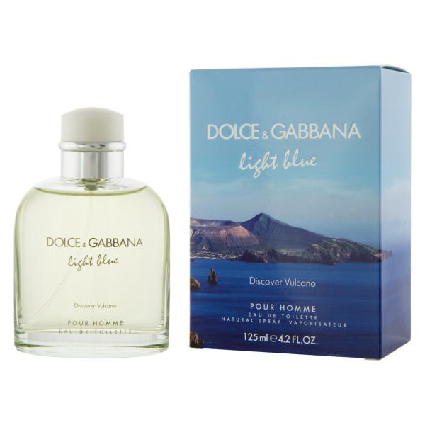 Dolce & Gabbana Light Blue Discover Vulcano Eau De Toilette 125 ml