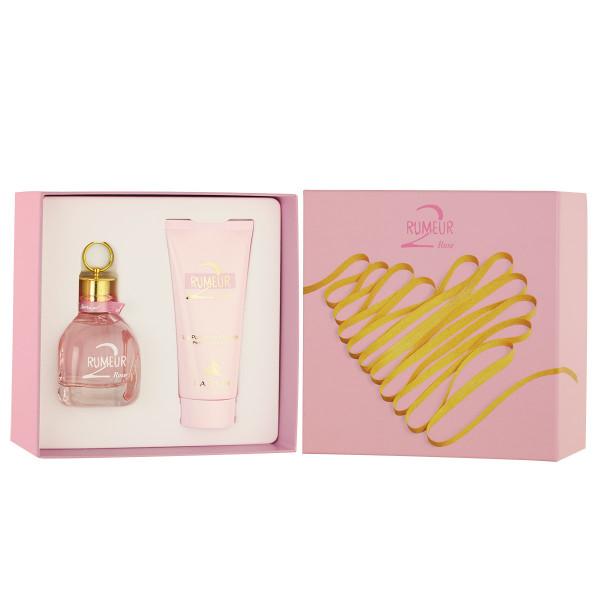 Lanvin Paris Rumeur 2 Rose EDP 50 ml + BL 100 ml