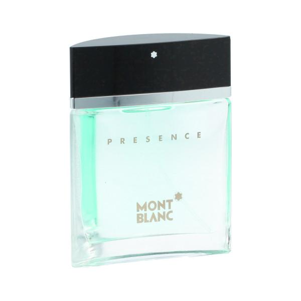 Mont Blanc Presence Eau De Toilette 50 ml