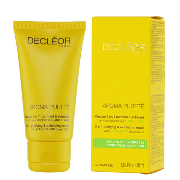 Decléor Aroma Pureté 2 in 1 Purifying & Oxygenating Mask 50 ml