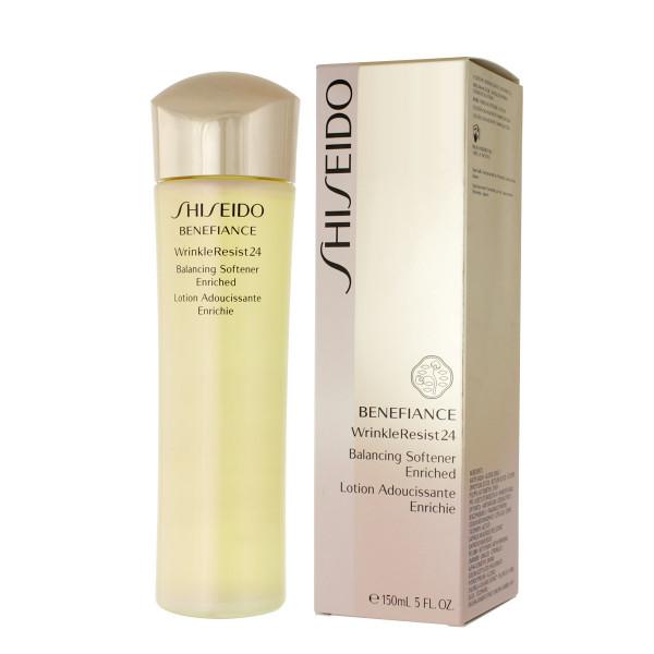 Shiseido Benefiance WrinkleResist24 Balancing Softener Enriched 150 ml