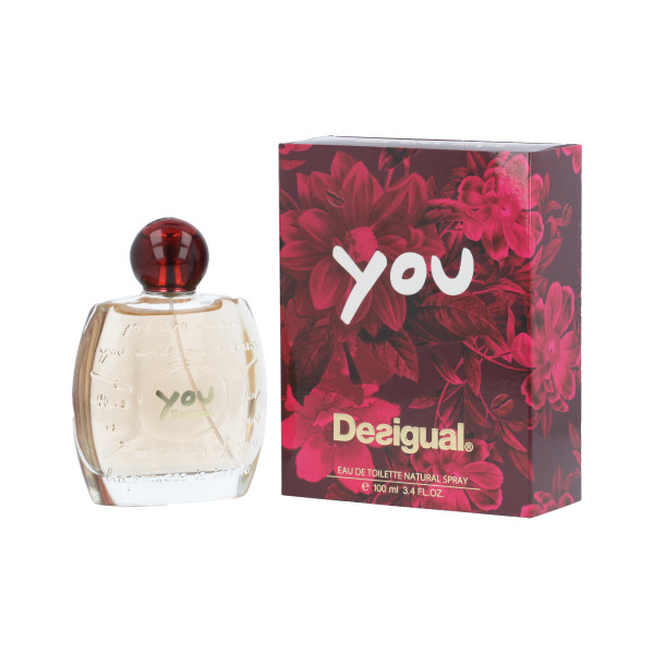 Desigual You Eau De Toilette 100 ml