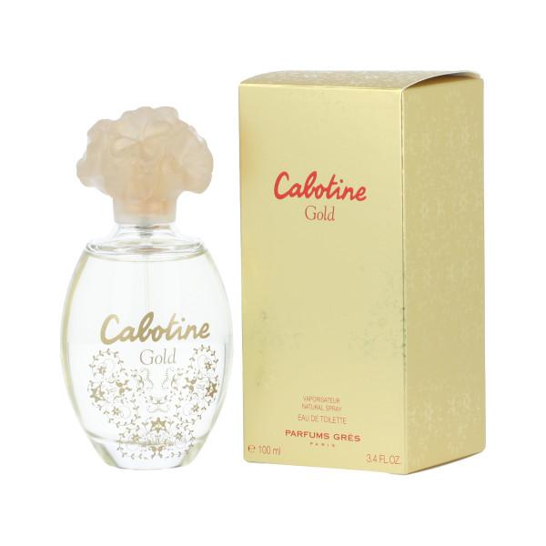 Gres Cabotine Gold Eau De Toilette 100 ml