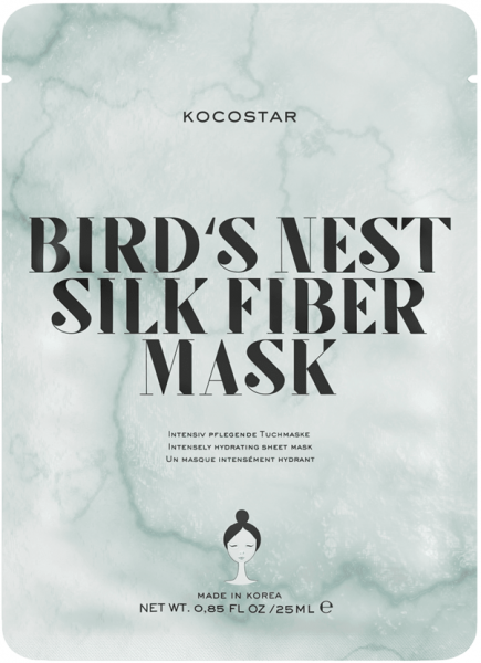 Kocostar Bird's Nest Silk Fiber Mask 25 ml