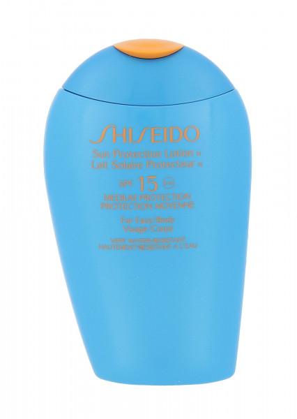 Shiseido Sun Protection Lotion SPF 15 150 ml