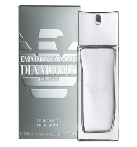 Armani Giorgio Emporio Armani Diamonds for Men Eau De Toilette 30 ml