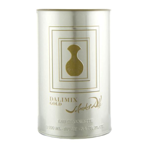 Salvador Dalí Dalimix Gold Eau De Toilette 100 ml
