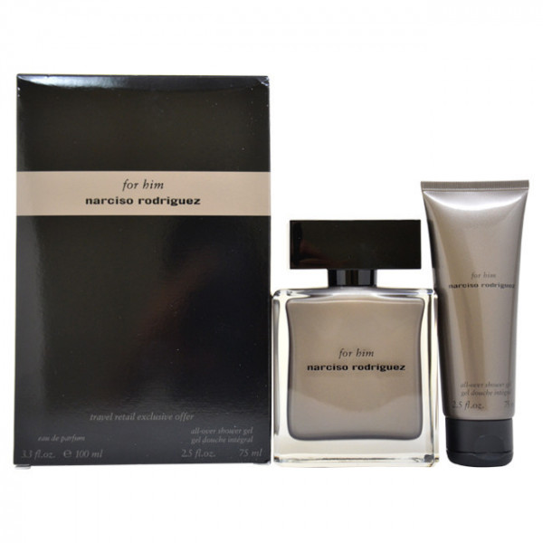 Narciso Rodriguez For Him EDP 50 ml + SG 75 ml