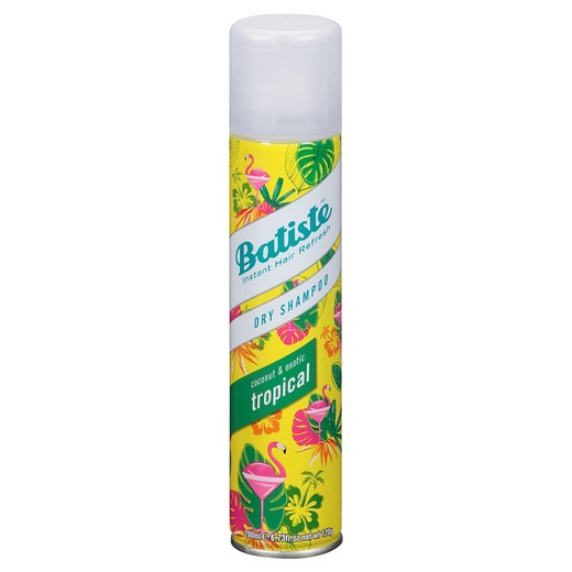 Batiste Tropical Coconut & Exotic Dry Shampoo 200 ml