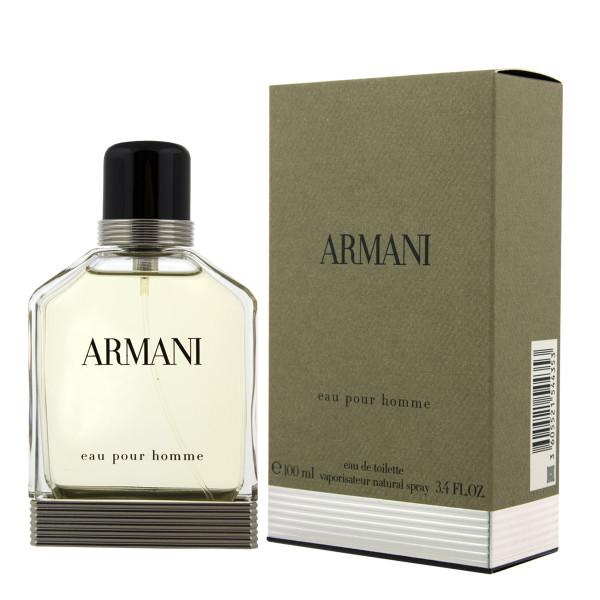 Armani Giorgio Eau Pour Homme 2013 Eau De Toilette 100 ml