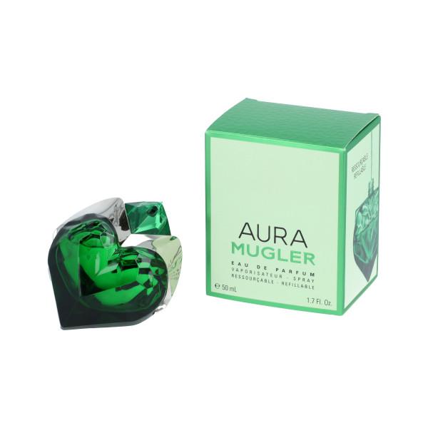 Mugler Aura Eau De Parfum Refillable 50 ml