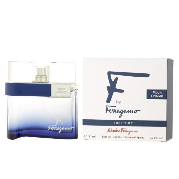 Salvatore Ferragamo F by Ferragamo Free Time Eau De Toilette 50 ml
