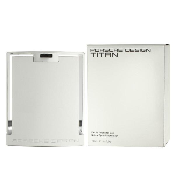 Porsche Titan Eau De Toilette 100 ml